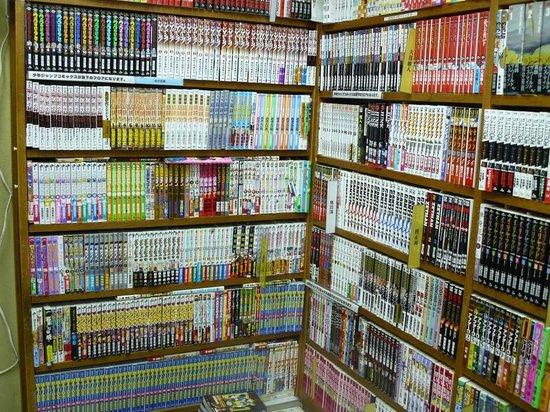 Foto de Kanda Jimbocho Bookstore Area