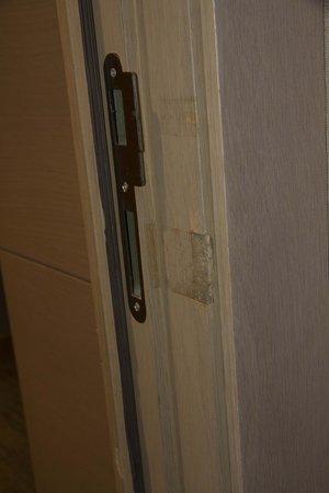 Hesperia Bilbao: puerta