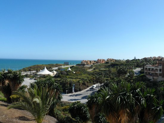 Club La Costa: View to water from 178