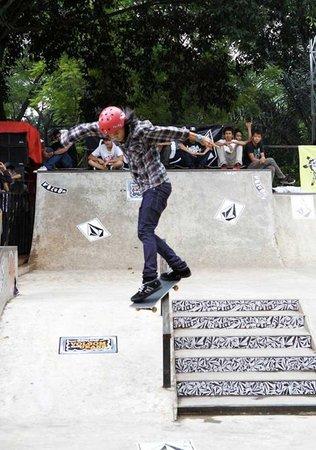 Greenpark Skatepark