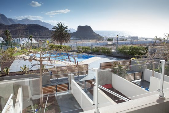 TheSuites GranCanaria: Scenery from roof terrace