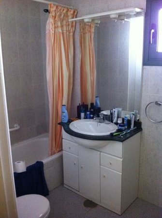 Atlantis Las Lomas: salle de bains
