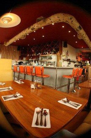 Motel Blu: Restaurant