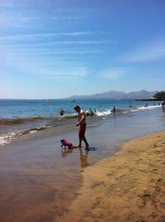 Atlantis Las Lomas: la plage