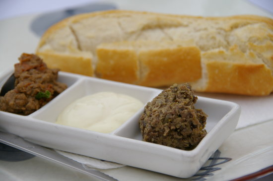 Rozendaels Original Cuisine : appetizer