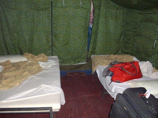 Bhitarkanika Wildlife Sanctuary: la chambre