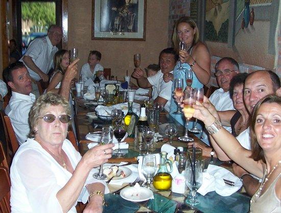 Carrabba's Italian Grill: 2011 meal