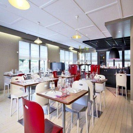 Campanile Vierzon : Restaurant