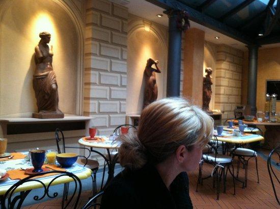 Hotel Alba Palace: Breakfast area of Hotel Alba