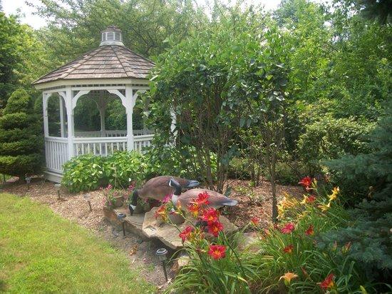 The Belsar Inn Bed & Breakfast : Lower Gardens