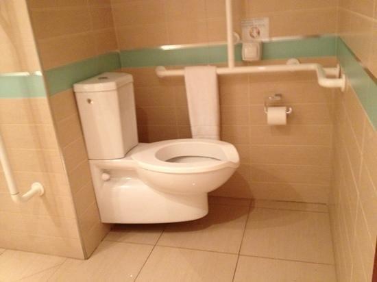MiHotel : 4stars bathroom?