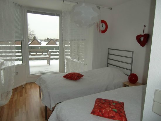 Wohlfühl-Apartments: Apartment Erdbeere BAT