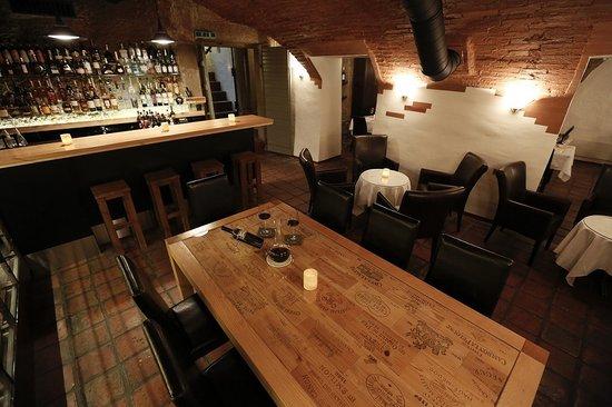 Wein&Sein mit Härzbluet: Die Bar