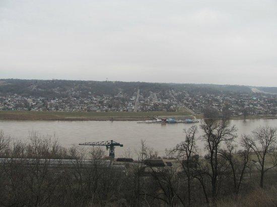 Eden Park: river view
