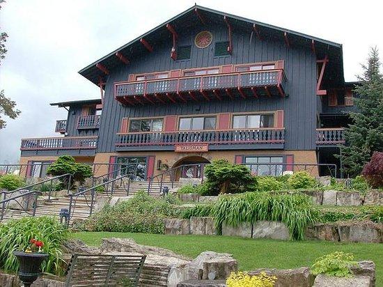 Foto de Talisman Mountain Resort