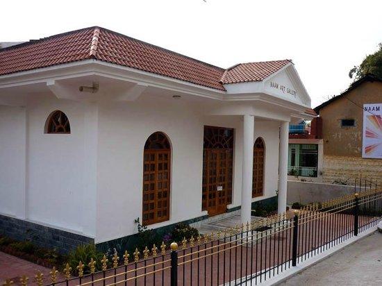 Naam Art Gallery Sidhbari Dharamshala