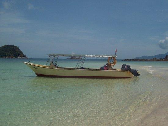 Sea Gypsy Village Resort & Dive Base: Sea Gypsy transport!