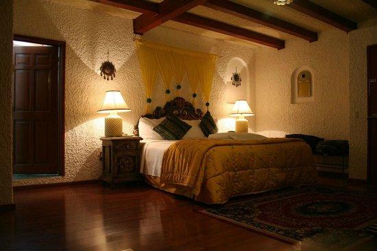 هوتل لا مانسون ديل سول: Bed Room 21