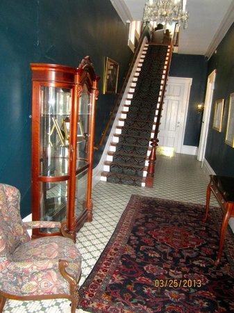 Rathbone Mansions: Hallway