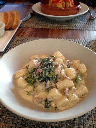 Vicoletto San Francisco : Gnocchi