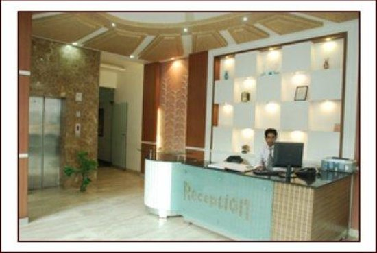 Airport Hotel Delhi 37: Interior