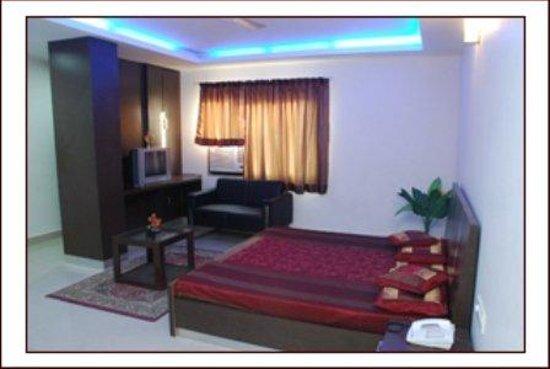 Airport Hotel Delhi 37: Room