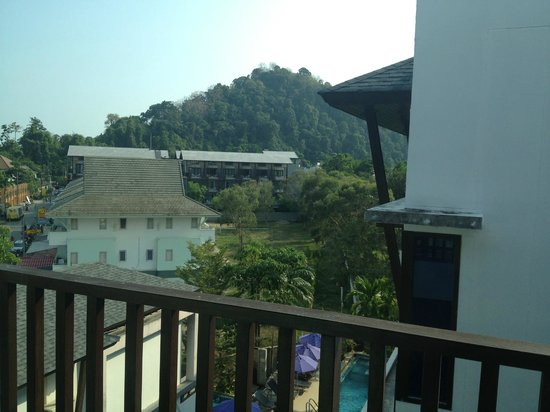 Apasari Krabi: View from my room .