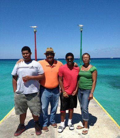 Allegro Cozumel: fun for the whole family