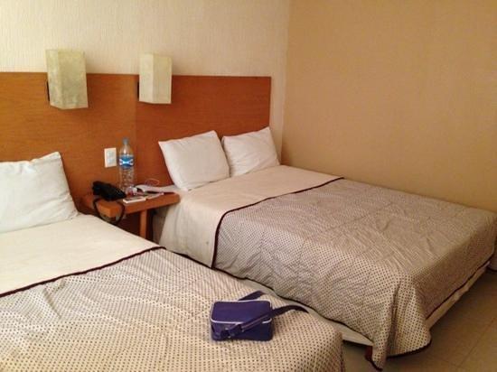 Best Western Minatitlan: habitación doble. El espacio es muy bueno