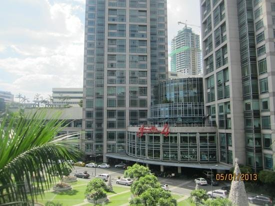 Ascott Makati: hotel and mall