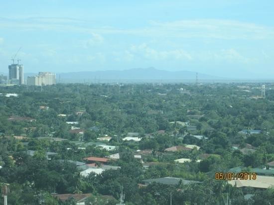 Ascott Makati: view from room