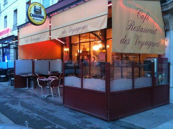 Cafe Restaurant des Voyageurs : Voyageurs
