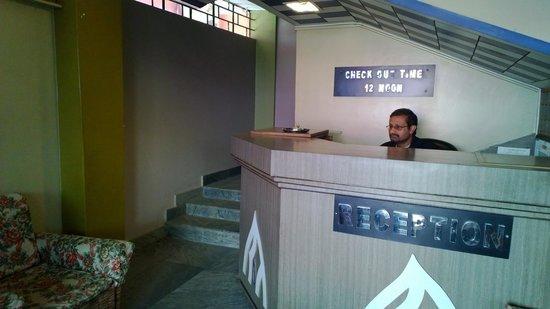 Rajtilak Hotel : Reception