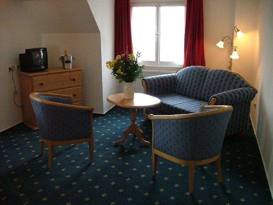 Akzent Hotel Landgasthof Adler: Room View