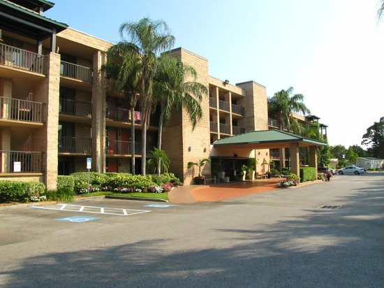 BEST WESTERN PLUS Siesta Key Gateway: Good choice