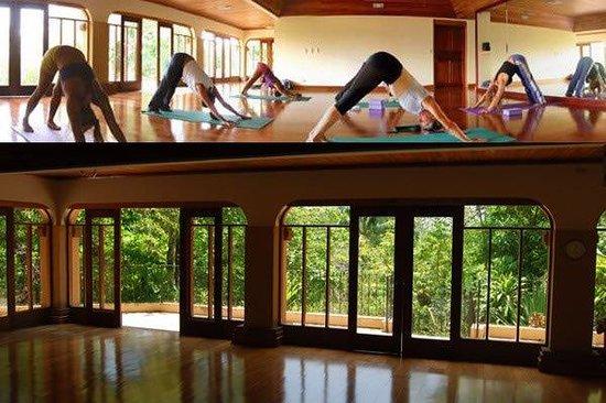 DoceLunas Hotel, Restaurant & Spa: Yoga