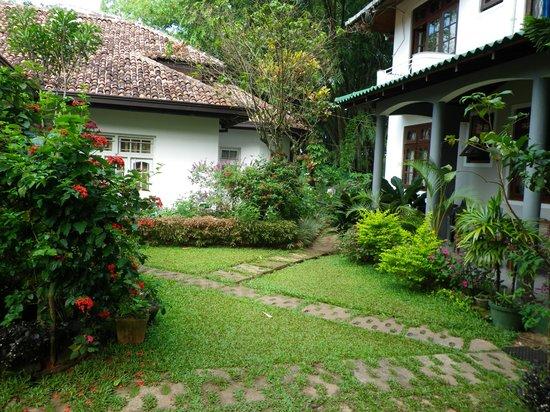 St Bridget's Guest House : Garden