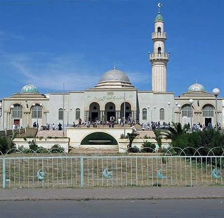 Al Khulafa Al Rashiudin Mosque