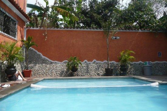 Marmil Hotel Malinalco: Alberca