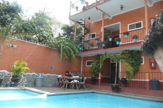 Marmil Hotel Malinalco