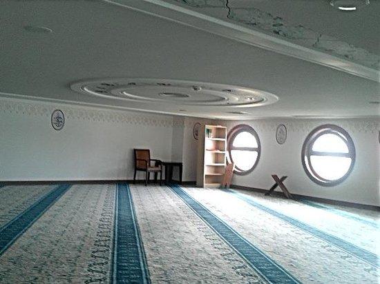 Bera Hotel Alanya: ladies prayer room in hotel