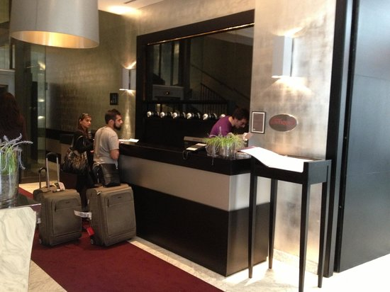 Hotel Murmuri Barcelona: Reception