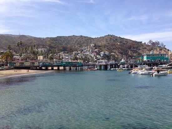 Catalina Island Visitors Bureau: Avalon Harbor