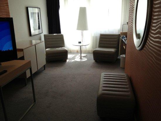 Radisson Blu Hotel, Malmo : room