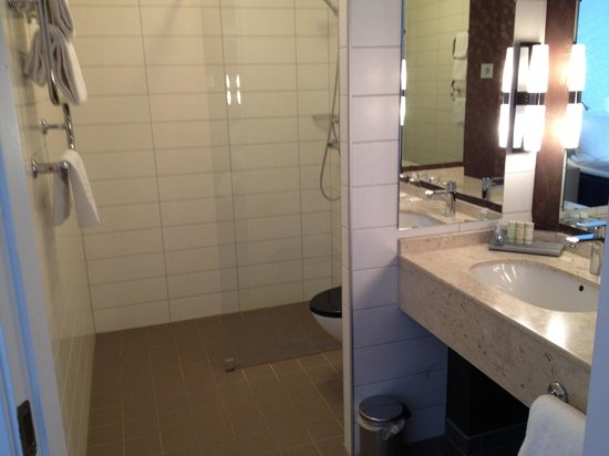Radisson Blu Hotel, Malmo : bath room