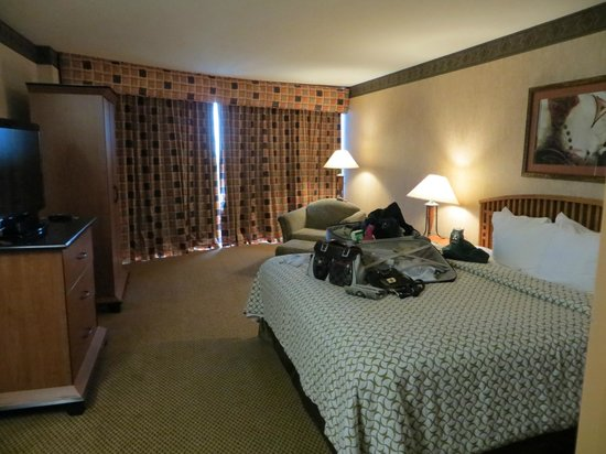 Embassy Suites by Hilton Anaheim - South : Bedroom