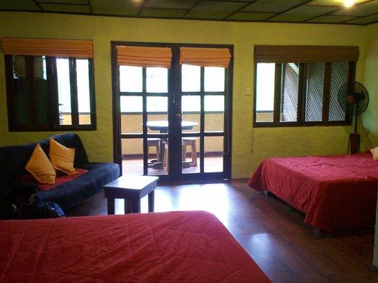 Hotel Mimos: Junior Suite room