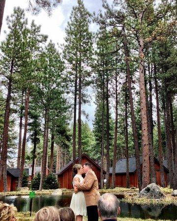 Five Pine Lodge & Spa: First Kiss