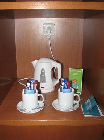 Scandic Wroclaw: Coffe/tea facility
