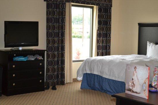 Hampton Inn and Suites Mt Juliet: Beds